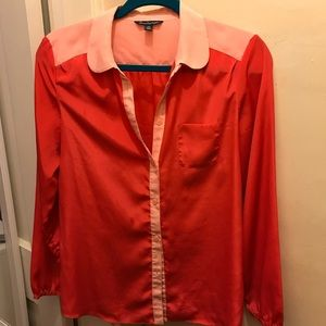 American Eagle Button-down Shirt